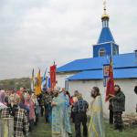 Престольный праздник Свято-Покровского храма в селе Маяки Славянского района Донецкой области