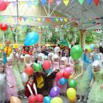 В «Городке улыбок» в пасхальные дни проводятся развлекательные мероприятия для детей и взрослых