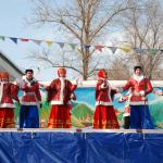 В Рождественских гуляниях принимают участие коллективы ДК металлургов, радуя всех своим творчеством