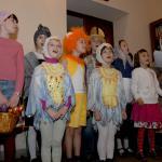 Ученики детской воскресной школы в двунадесятые праздники всегда готовят сюрприз для прихожан - интересные и увлекательные утренники