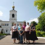 Община Свято-Игнатьевского храма часто совершает совместные паломнические поездки