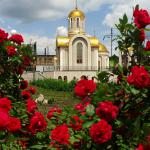 Свято-Игнатьевский храм на Донецком металлургическом заводе