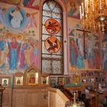 Витражи Свято-Игнатьевского храма