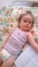 В срочной помощи нуждается двухлетняя Варвара!