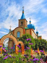 Свято-Николаевский кафедральный собор, г. Мариуполь